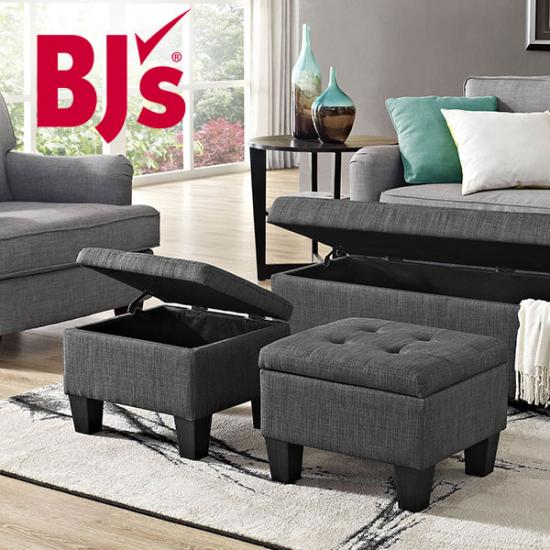 Excellent 23 Off Ethan 3 Piece Storage Ottoman And Bench Set Senior Gmtry Best Dining Table And Chair Ideas Images Gmtryco