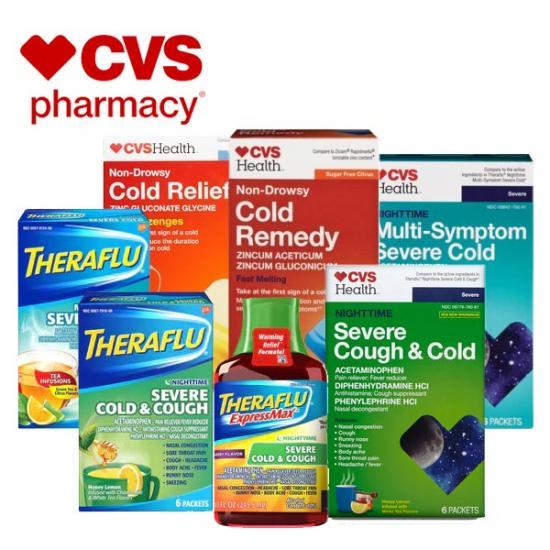 25 Off Select Cold Flu Medicine Online Only Senior