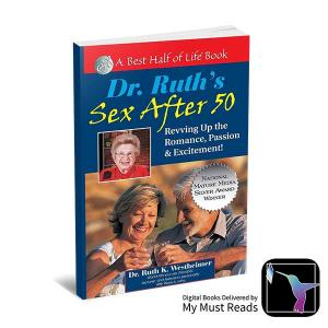 25% Off Dr. Ruth's Sex After 50