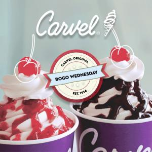 Buy 1 Get 1 Free Sundaes Every Wednesday