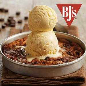 $3 Pizookie Desserts & Half Off Wine on Tuesdays