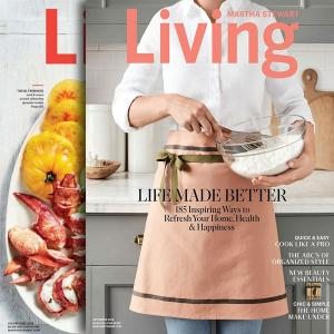89% Off 1-Year Subscription to Martha Stewart Living Magazine