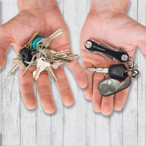 Buy 2, Get 1 Free KeySmart Keychain Organizer