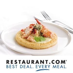 3 $25 Restaurant.com Physical Cards for Only $15