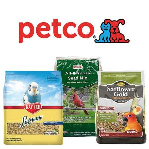 Up to 30% Off Bird Food and Treats
