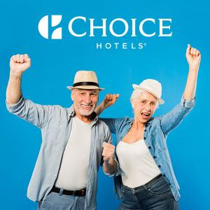 Get 10% Off Your Next Stay w/ Senior Rates