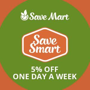 5% Off Once A Week Grocery Purchases by Seniors