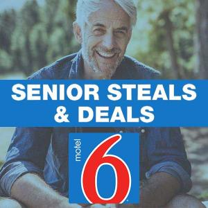 10% Off on All Motel Reservations for Seniors