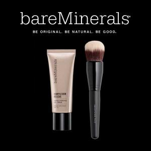 $50 Customizable Foundation and Face Brush Bundle
