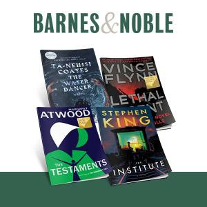 40% Off Fiction Bestsellers