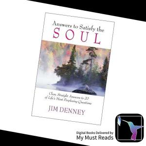 "77% Off ""Answers to Satisfy the Soul"" eBook"