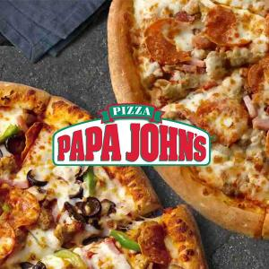 $12 Large Works or Meats Pizza
