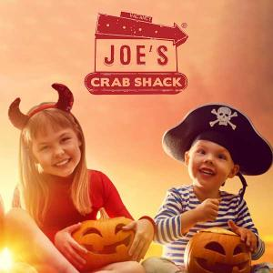 Kids Eat Free on Halloween w/ Adult Entree Purchase