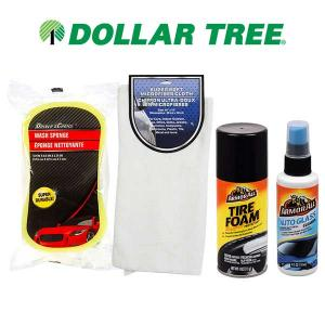 $1 Auto Care and Maintenance Products