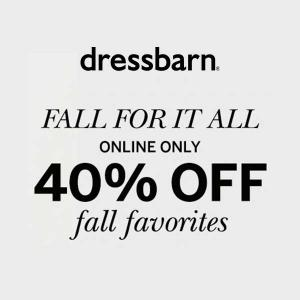 40% Off Plus Size Fall Favorite Styles