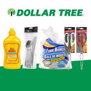 $1 Barbecue Tools and Picnic Supplies