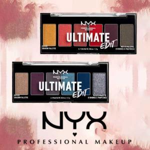Free Best-Selling Ultimate Edit Petite Eyeshadow Palette