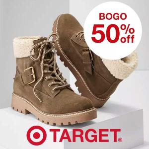 Buy 1, Get 1 50% Off Women's Boots