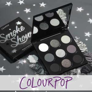 $12 Smoke Show Shadow Palette