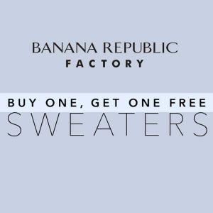Buy 1, Get 1 Free Sweater
