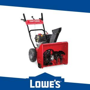 10% Off Craftsman Snow Blowers