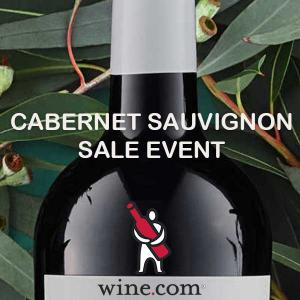 Up to 40% Off Cabernet Sauvignon Wines