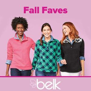 Up to 60% Off Women's Fall Faves