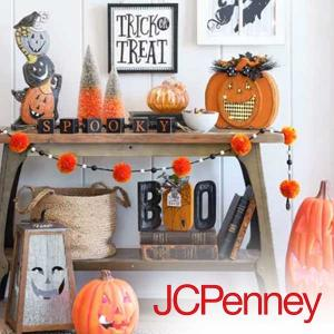 Up to 50% Off Select Halloween Decor Styles