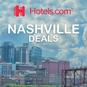 Save on Hotel Stays in Nashville