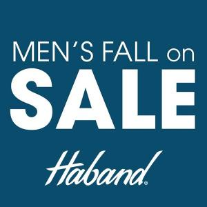 Men's Fall Clothing Starting at $8.99