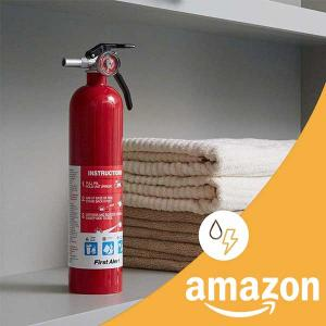 51% Off First Alert Standard Home Fire Extinguisher