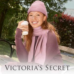Free Beanie and Scarf With Any $50 PINK Purchase