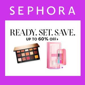 Up to 60% Off Makeup Sale