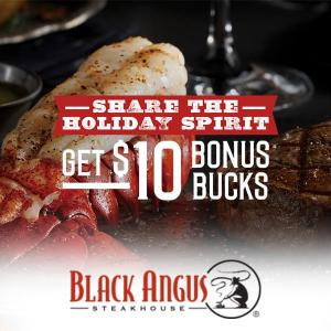 Earn $10 Bonus Bucks w/ $50+ Gift Card Purchase