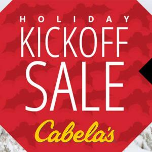 Up to 50% Off Holiday Kickoff Sale