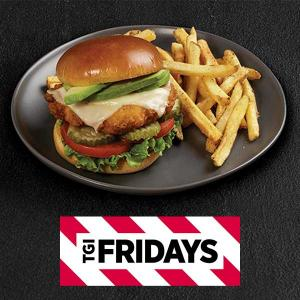 $5 Chicken Sandwich and Fries