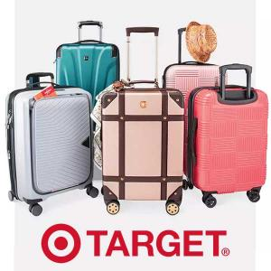 15% Off Select Suitcases
