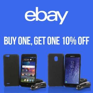 Buy One, Get One 10% Off TracFone