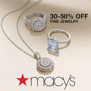 30-50% Off Fine Jewelry