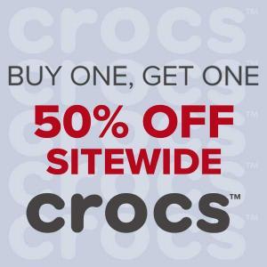 Buy 1, Get 1 50% Off in Sitewide Sale