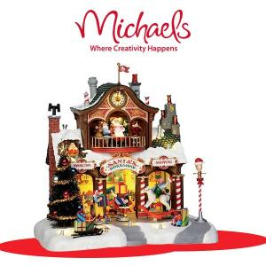 50% Off All Lemax Christmas Village Collection