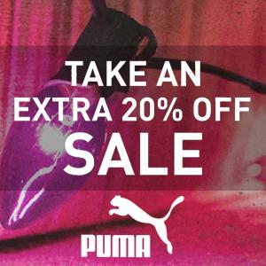 Extra 20% Off Sale Items
