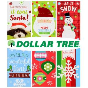 $1 Christmas Cards