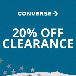 Extra 20% Off Clearance Items for the Whole Family