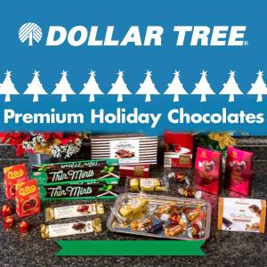 $1 Premium Holiday Chocolates