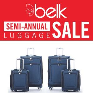 Up to 60% Off Luggage+Free $50 Gift Card w/ Purchase