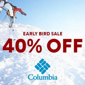40% Off Select Winter Gear for the Family