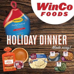 $49.98 Only Holiday Dinner