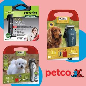 Up to 40% Off Dog Hair Clippers, Shears and Accessories