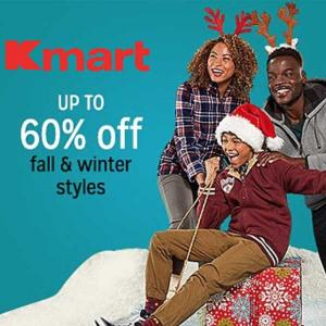 Up to 60% Off Fall & Winter Styles